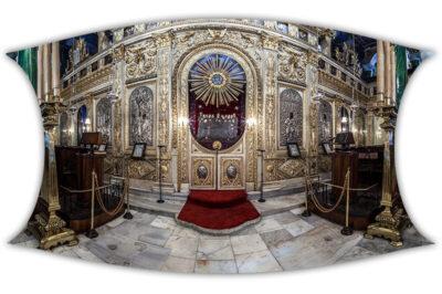 Panagia Isodion Iconostasis