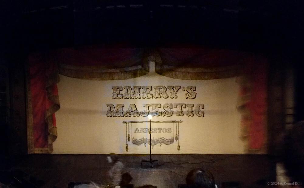 Trinity Rep Stage