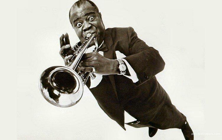 Blow your horn Louie ...