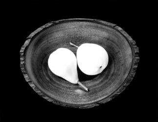 Two Pears, Paul Caponigro