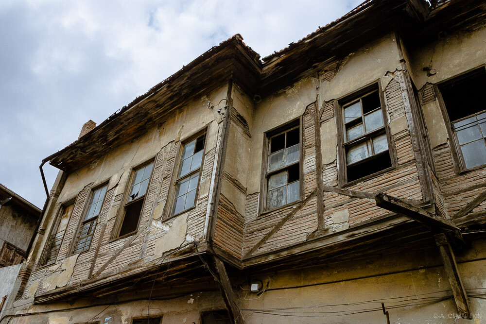Old Houses of Adana