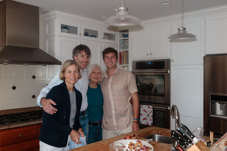 The Hornes and Jan