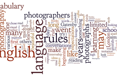 Language of Photography