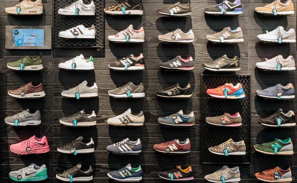 Nike Store at Capitol