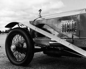 Walker Evans, Rolls Royce
