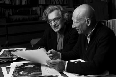 Wim Wenders and Sebastiao Salgado