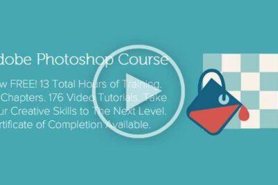 Adobe Photoshop Free Course