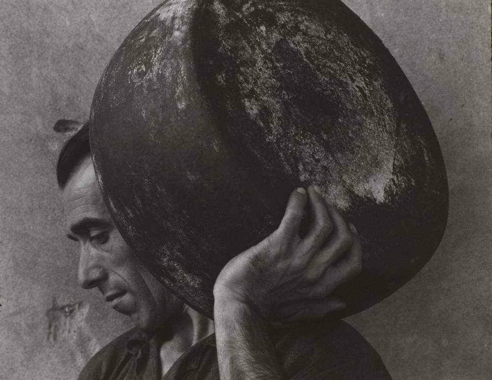 Paul Strand - Parmesan
