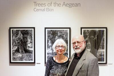 Trees of the Aegean Exhibit Reception