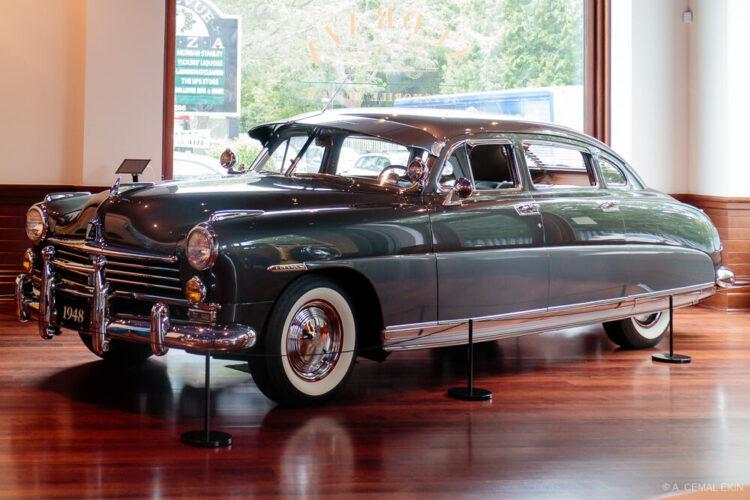 Hudson - thanks car collectors