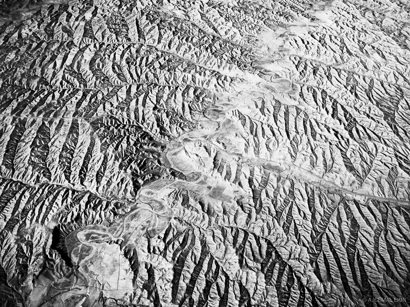 Infrared Earthscapes
