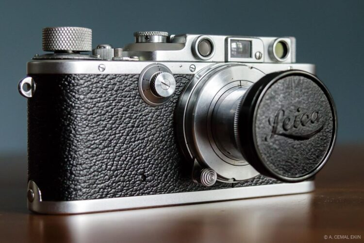 Leica IIIa, 1938