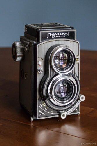 Flexaret TLR, circa 1963