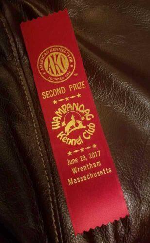 Karma's First Award