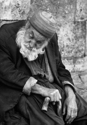 Old Man, Adana