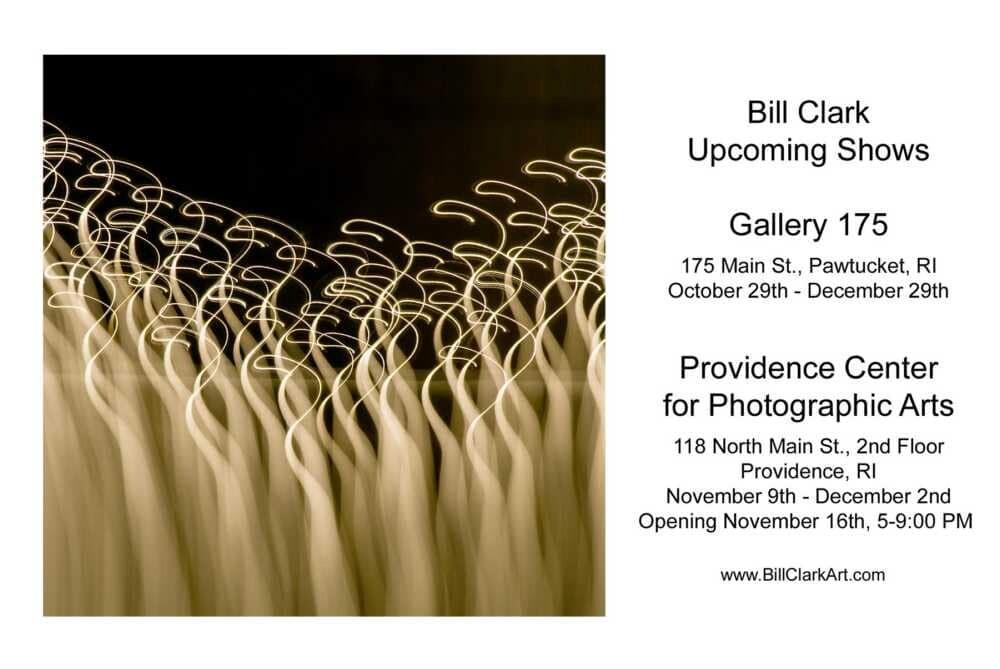 Bill Clark - Photo Shows
