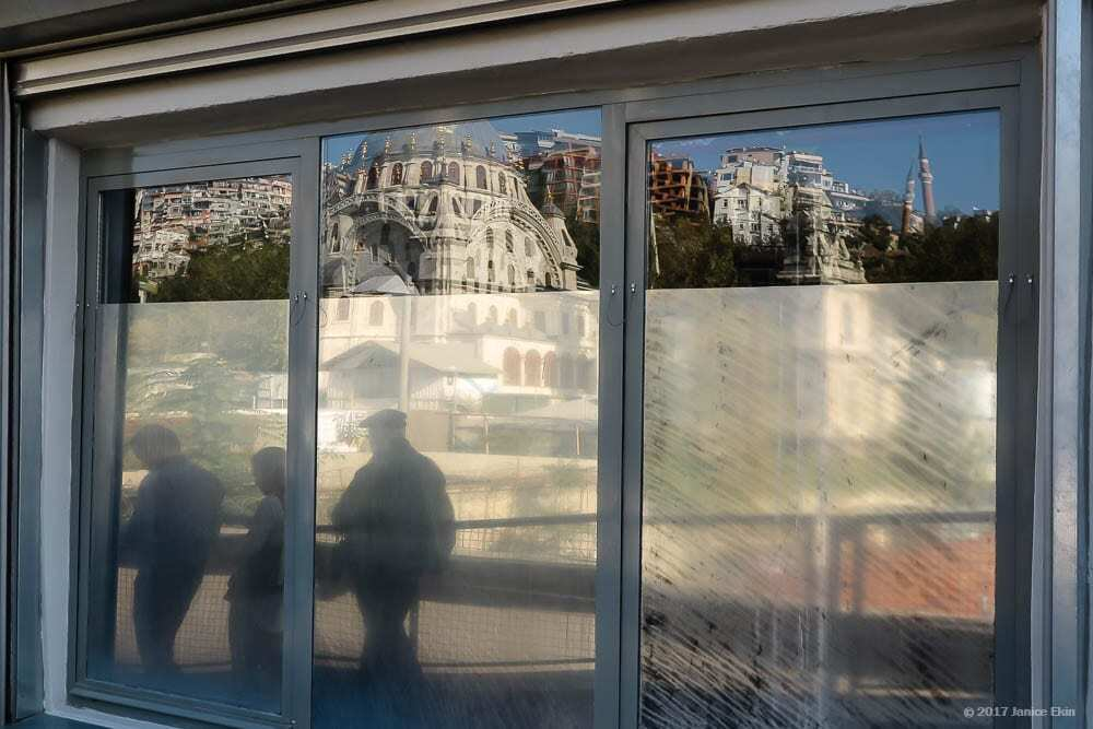 Reflection on Istanbul Modern
