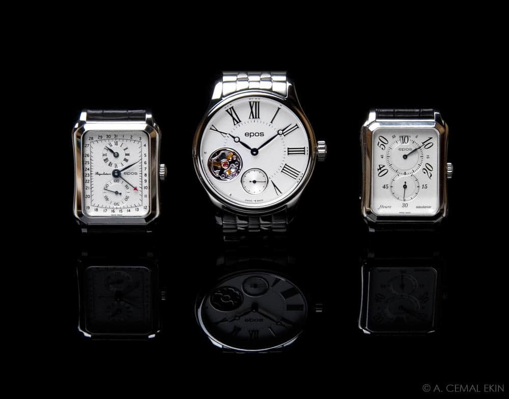 Elegant Epos Watches