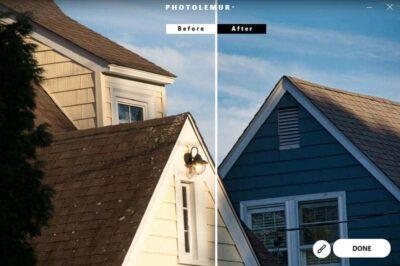 Automated Image Correction - PhotoLemur