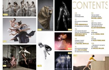 Lens Magazine 47, Table of Contents