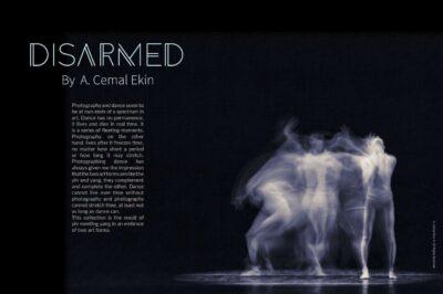 Lens Magazine 47, Disarmed 1