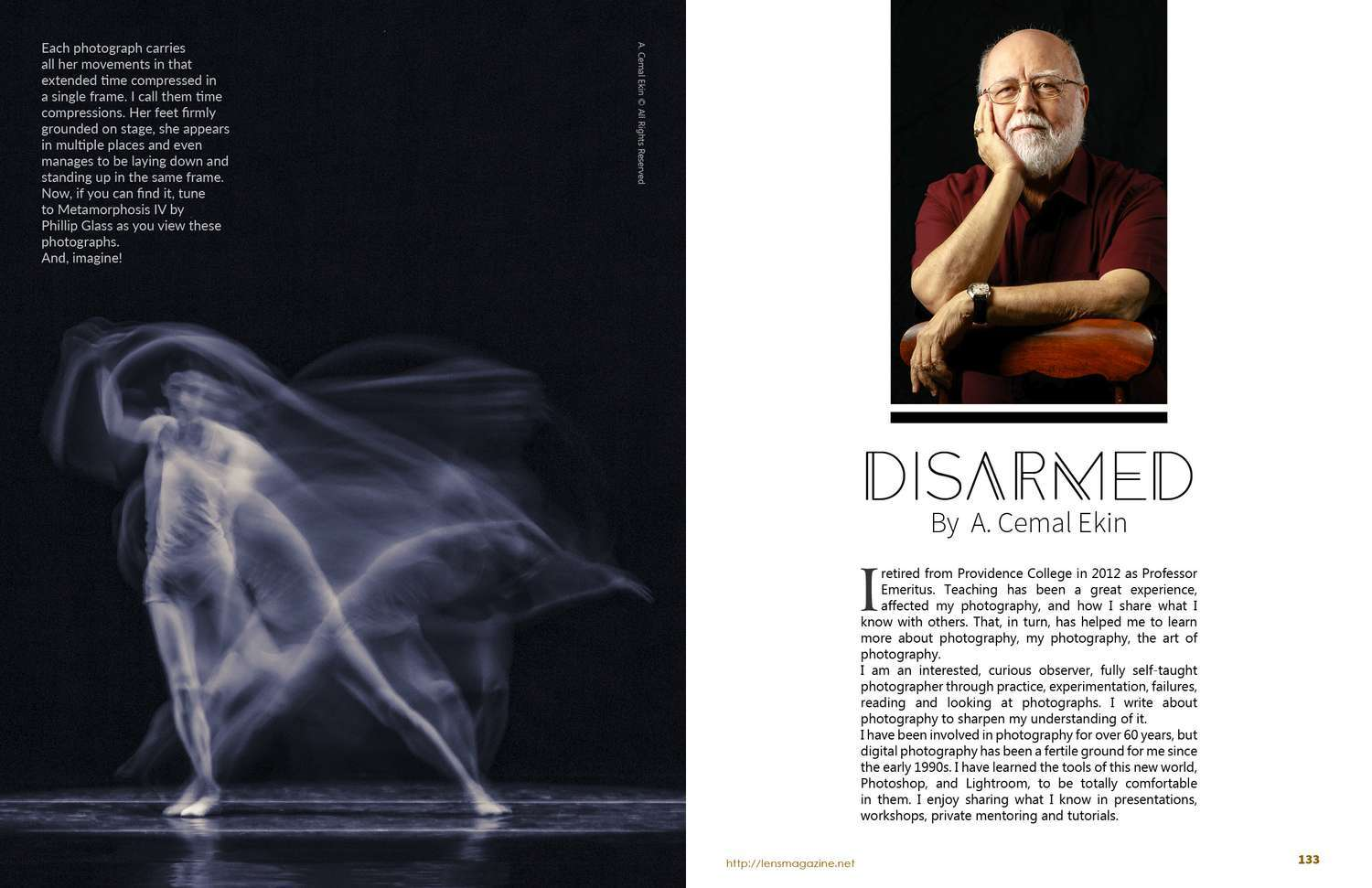 Lens Magazine 47, Disarmed 3