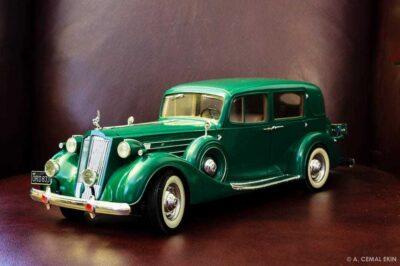 1937 Packard Formal Sedan
