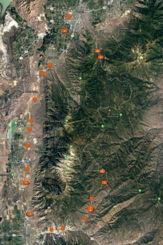 Mt. Nebo Loop
