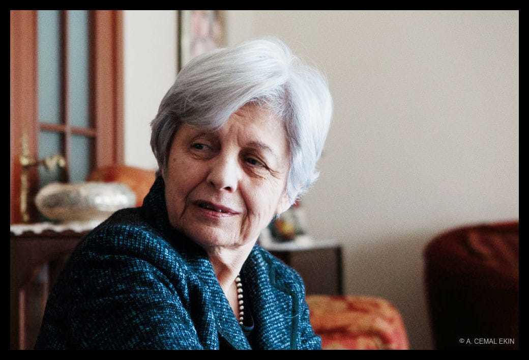 Binnaz Melin 1941-2018