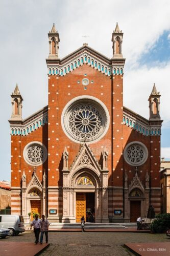 The Church of St. Anthony of Padua - Istanbul - A. Cemal Ekin