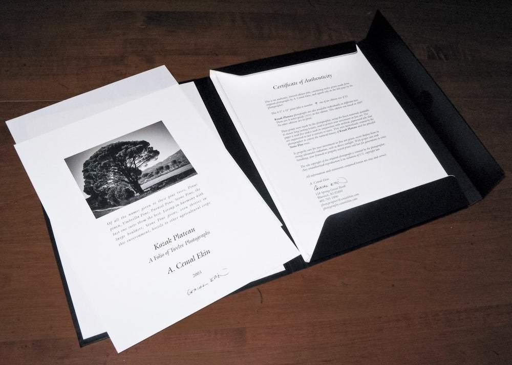 Kozak Folio
