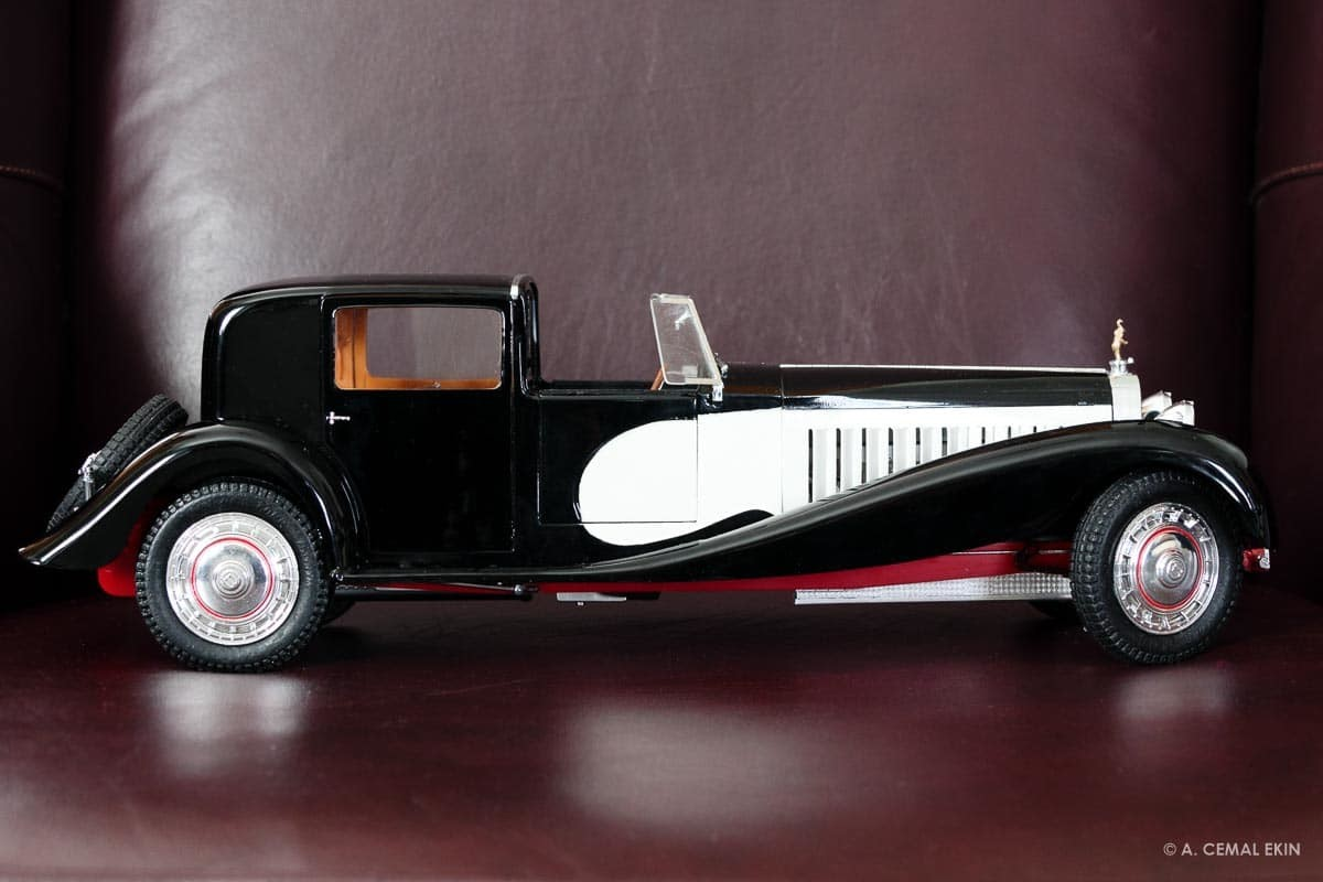 Bugatti Royale Type 41 Coupe de Ville