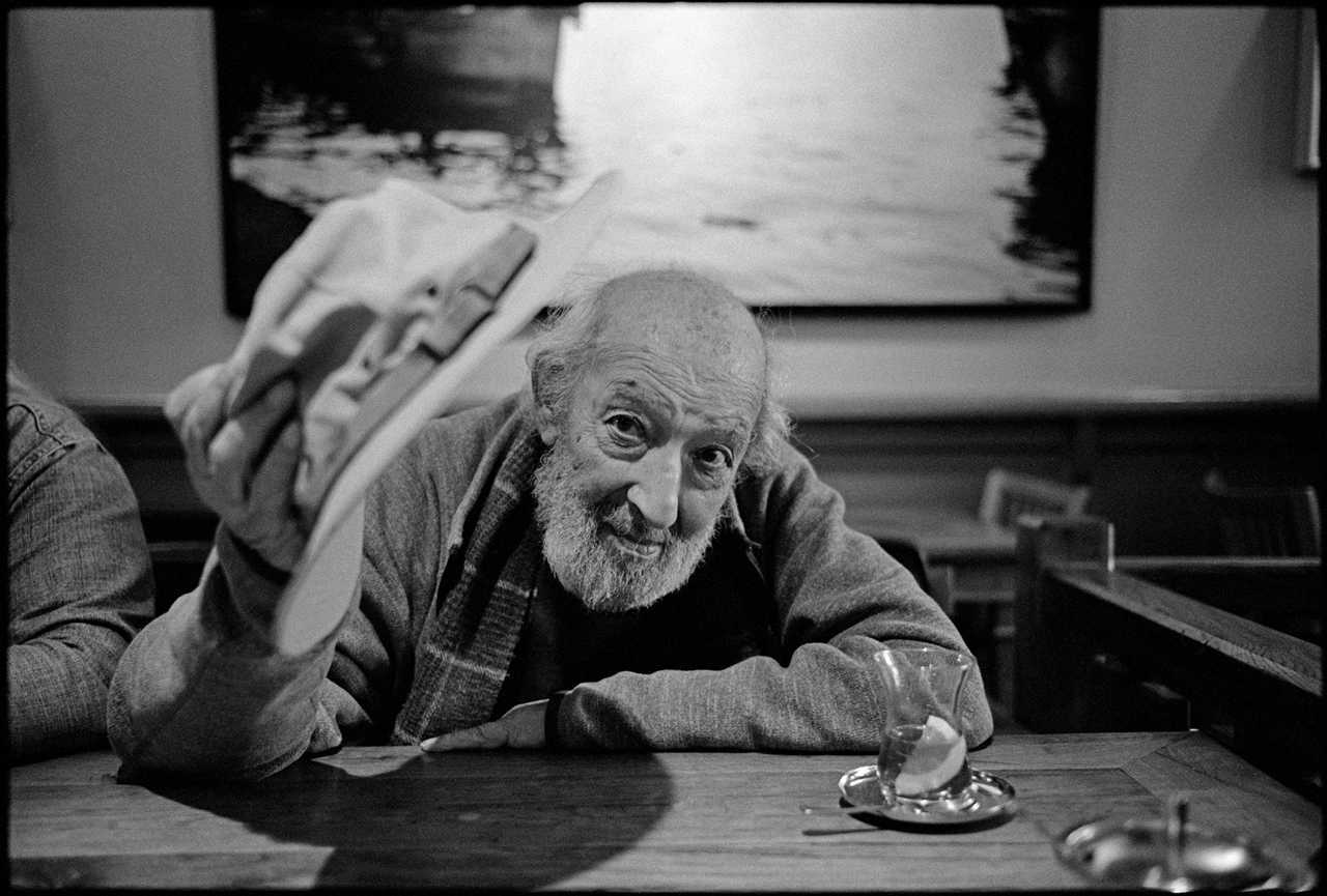 Ara Guler by Emin Ozmen/Magnum Photos
