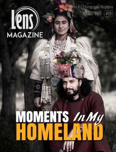 Lens Magazine #59 Cover