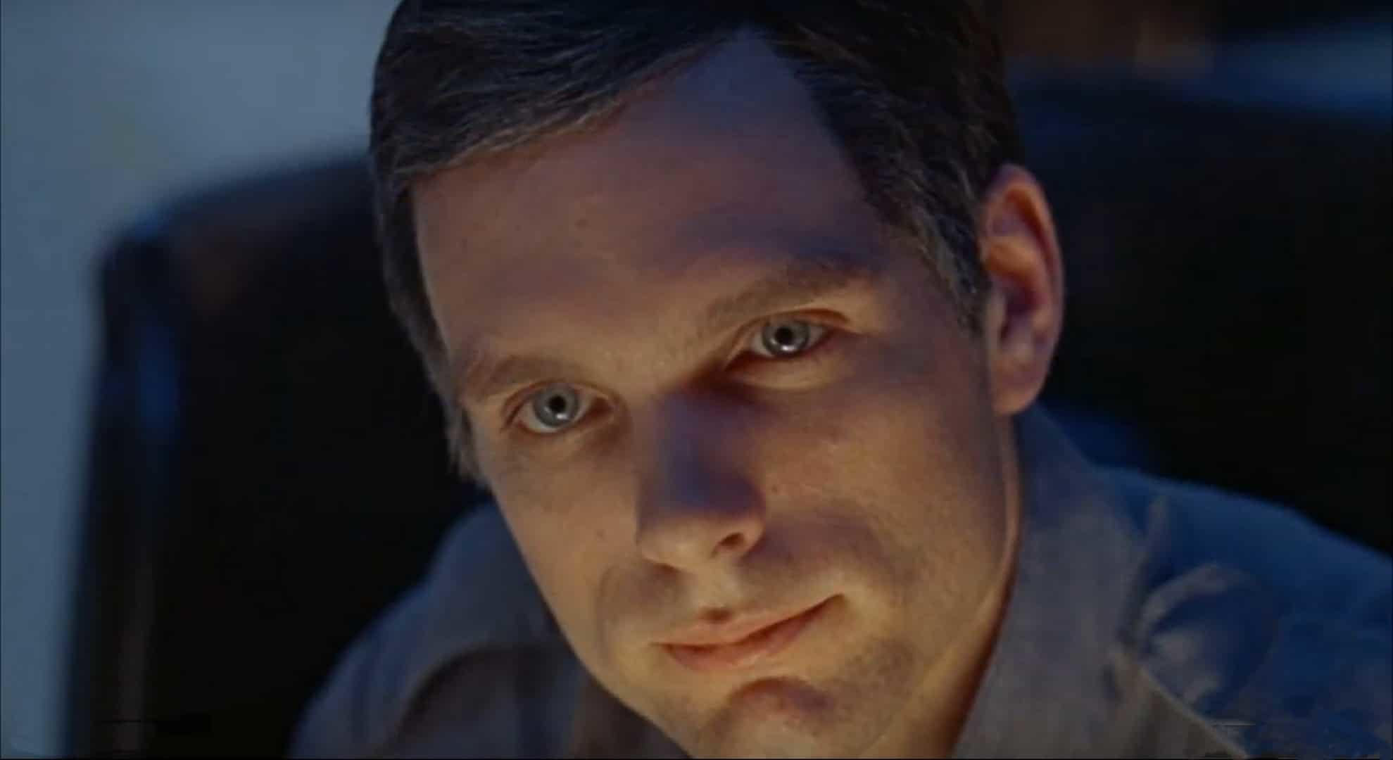 Dave Bowman talking to HAL
