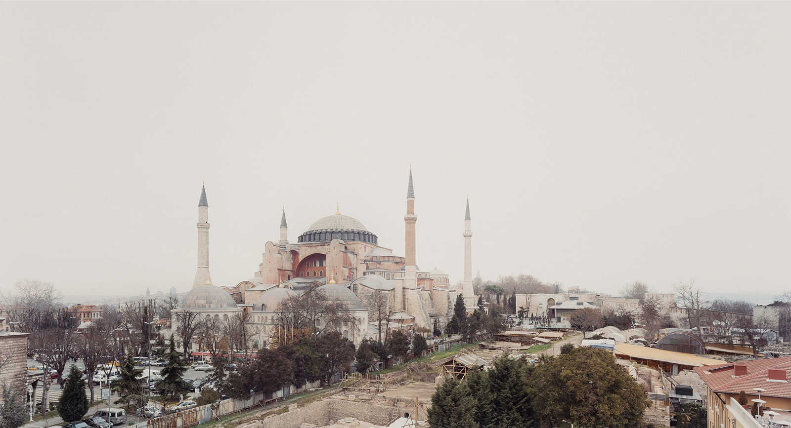 Sze Tsung Leong -- Hagia Sophia