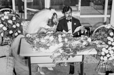 Jan, Cemal wedding day May 20, 1971