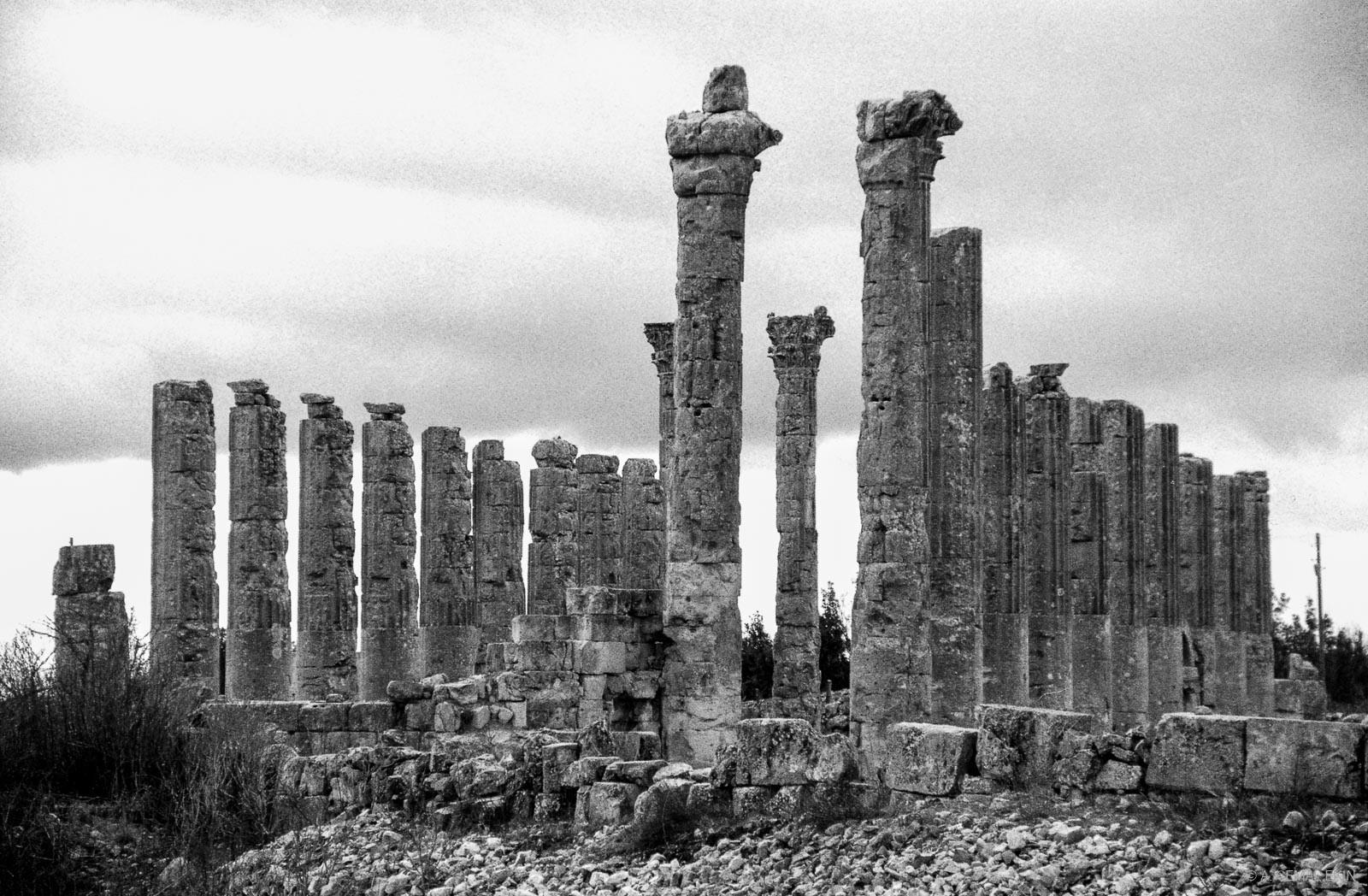 Temple to Zeus, Diocaesarea (Uzuncaburç)