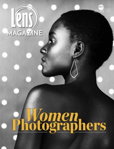 International Lens Magazine: Women Photographers. July 2020.