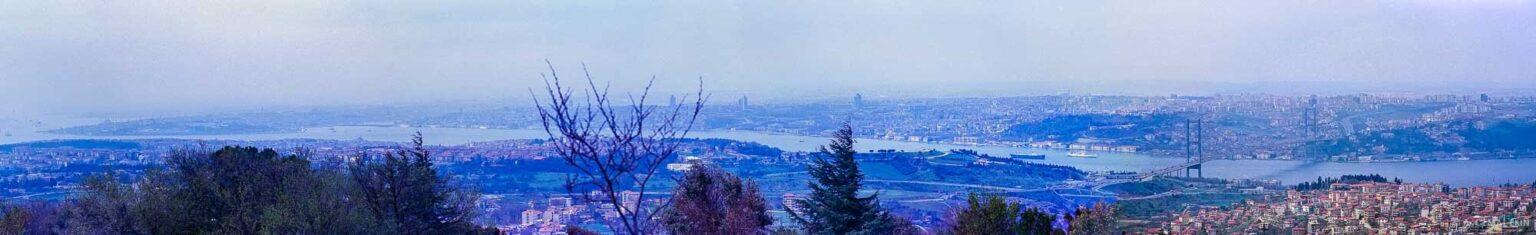 Camlica, Istanbul, 1987